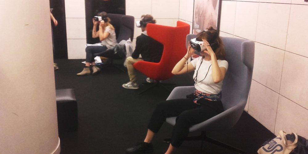 On a testé la réalité virtuelle pour le cinéma
