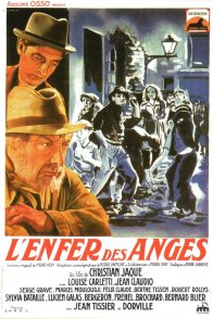 Affiche du film : L'enfer des anges