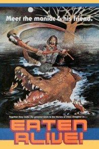 Affiche du film : Le crocodile de la mort