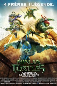 Affiche du film : Ninja Turtles