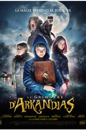 background picture for movie Le grimoire d'Arkandias