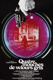background picture for movie Quatre mouches de velours gris