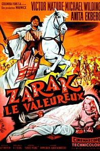Affiche du film : Zarak le valeureux