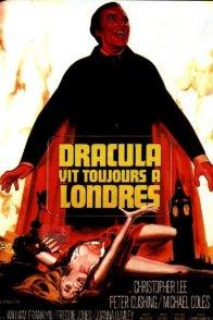 Affiche du film : Dracula vit toujours a londres