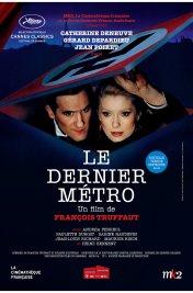 background picture for movie Le dernier métro