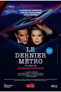 Affiche du film : Le dernier métro