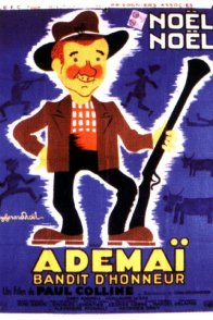 Affiche du film : Ademai bandit d'honneur