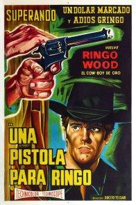 Affiche du film : Un pistolet pour ringo