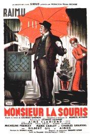 background picture for movie Monsieur la souris