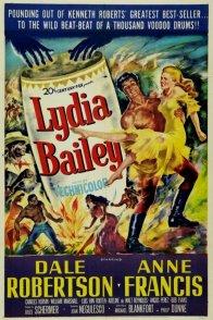 Affiche du film : Lydia bailey