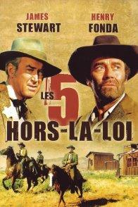 Affiche du film : Les cinq hors la loi