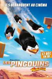 background picture for movie Les Pingouins de Madagascar