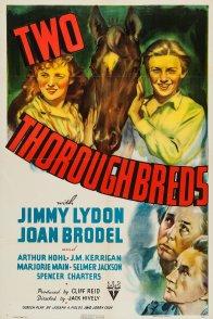 Affiche du film : Two thoroughbreds