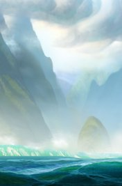 background picture for movie Moana