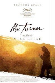 Affiche du film : Mr Turner