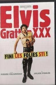Affiche du film : Elvis gratton xxx : la vengeance d'elvis wong