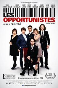 Affiche du film : Les Opportunistes