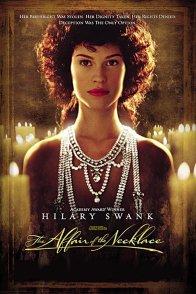Affiche du film : L'affaire du collier