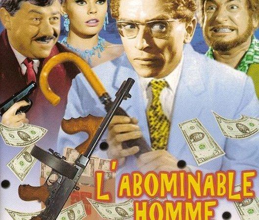 Photo du film : L'abominable homme des douanes