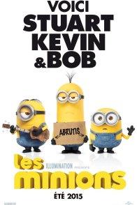 Affiche du film : Les Minions