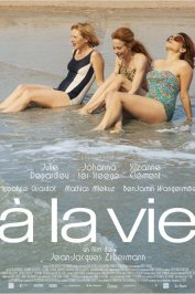 background picture for movie A la vie