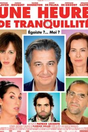 background picture for movie Une heure de tranquillité