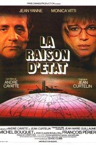 Affiche du film : La raison d'Etat
