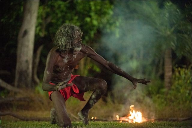 Photo dernier film David Gulpilil