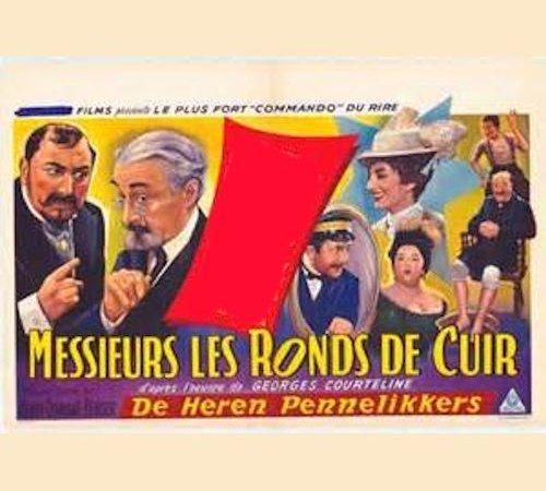 Photo du film : Messieurs les ronds de cuir