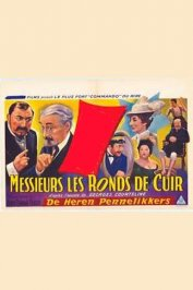 background picture for movie Messieurs les ronds de cuir