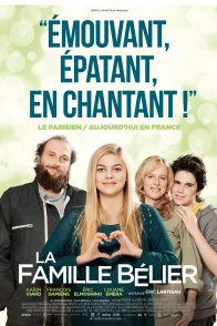 Affiche du film : La Famille Bélier