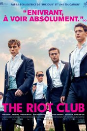 background picture for movie The Riot Club