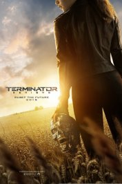 background picture for movie Terminator : Genisys