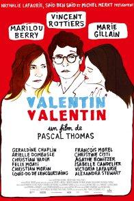 Affiche du film : Valentin Valentin