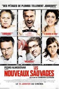 Affiche du film : Les Nouveaux Sauvages