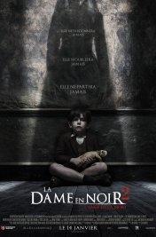 Affiche du film La Dame en Noir 2 : L'Ange de la Mort