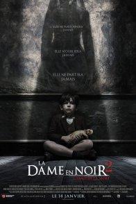 Affiche du film : La Dame en Noir 2 : L'Ange de la Mort