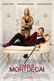 background picture for movie Charlie Mortdecai