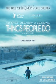 Affiche du film : Things People do