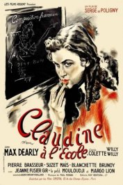 background picture for movie Claudine a l'ecole