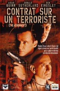 Affiche du film : Contrat sur un terroriste