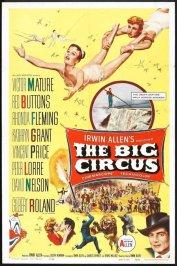background picture for movie Le cirque fantastique