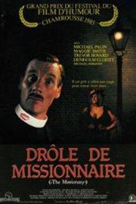 Affiche du film : Drole de missionnaire