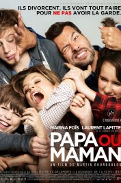 background picture for movie Papa ou Maman