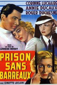 Affiche du film : Prison sans barreaux