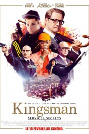 background picture for movie Kingsman : Services secrets