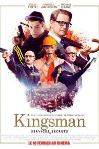 Affiche du film : Kingsman : Services secrets