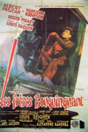 background picture for movie Les freres bouquinquant