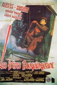 Affiche du film : Les freres bouquinquant