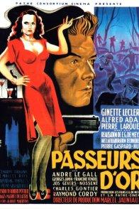 Affiche du film : Passeurs d'or